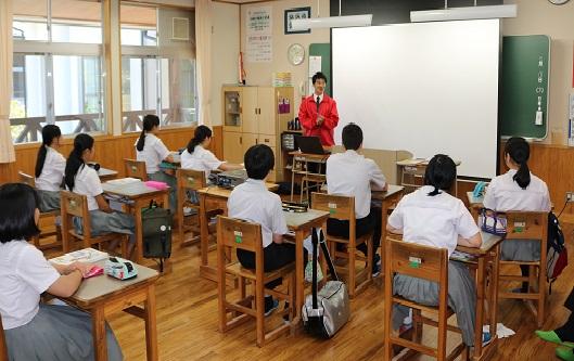 日田LC 5・OO 薬物乱用防止教室