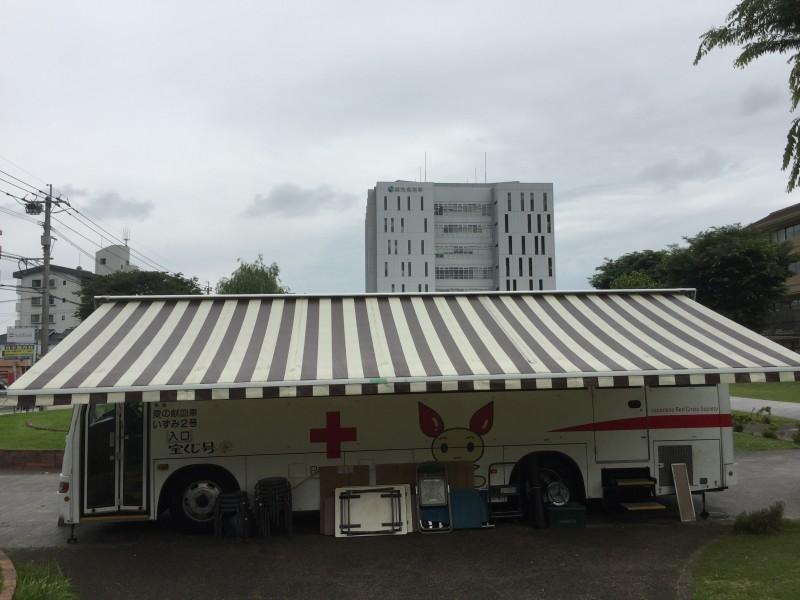 都城きりしまLC 5・24 献血活動