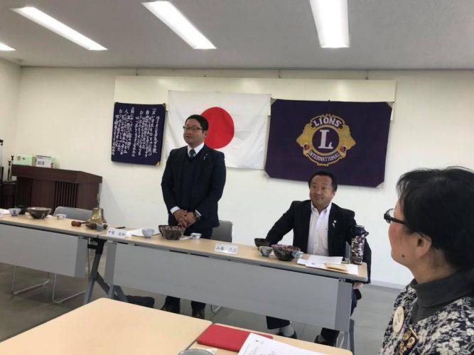 12/4 津久見LC例会